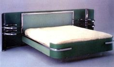 Bed, THE ART DECO