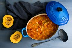 NYT Cooking: Minestrone With Giant White Beans and Winter Squash