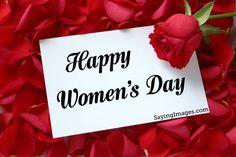Collection - International Women's Day Quotes & Messages  #InternationalWomensDay, #WomensDay