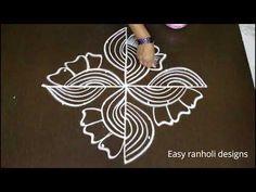 latest simple marghazi kolam designs with dots * dhanurmasam muggulu * easy pongal rangoili designs