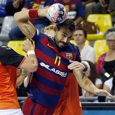"""""""#ligabauhausasobal BM Guadalajara 26-36 FC Barcelona Lassa #fcbarcelona #fcbhandbol #handbol #handball #balonmano"""""""