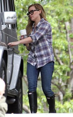 Hilary Duff her style ❤