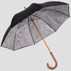 Fancy - London Vintage Map Umbrella