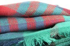 Pour l'hiver, adoptez l'écharpe chaude en laine oversize!