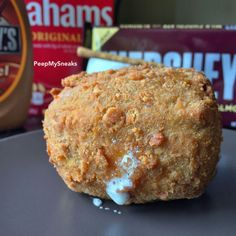 We Need To Talk About These Deep Fried S'mores...