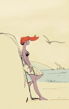 Sun 1 by Olivier Cinna, via Behance