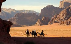 Giordania: un viaggio attraverso la storia
