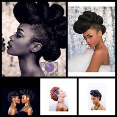 www.simsimstyles.com Protective Hairstyles For Natural Hair, Straight Hairstyles, Cool Hairstyles, Natural Hair Updo, Natural Hair Styles, Faux Hawk, Kinky Hair, Hair Journey, Love Hair