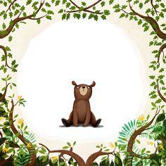 Hug me, please / children's book on Behance
