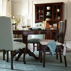 Ronan Extension Table - Tobacco Brown | Pier 1 Imports