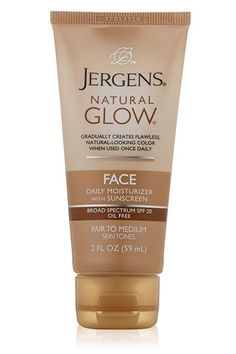 """""""This formula moisturizes, gives you a glow, and protects you from the sun!"""" Inglessis says. """"And, there are a couple of options for different skin tones. It's a win-win!"""""""