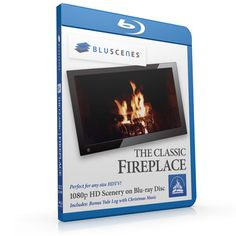 Is it wrong that I really want to buy this to play on my TV during the winter? Lol.   The Classic Fireplace now featured on Fab.