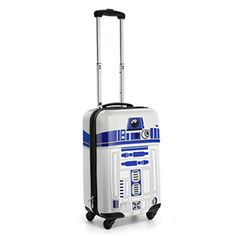 Star Wars R2-D2 Carry-On Luggage | ThinkGeek