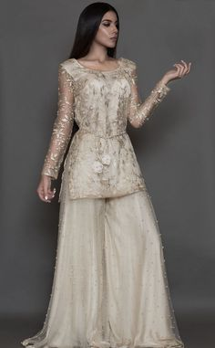 Tena Durrani Couture Pakistan