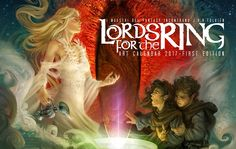 I Lords for the Ring per il calendario AisT Calendar 2017, Art Calendar, My Lord, Tolkien, Lotr, Fantasy, Rings, Movie Posters, Calendar For 2017