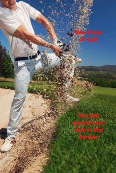 golf rules Golf's new rules proposals are set to change the game in a big way, making it both faster and easier to understand. - In 2019 the rules of golf could undergo their biggest change ever. Here are the key points and how they affect your game. Golf Gadgets, Golf Etiquette, New Golf, Golf Quotes, Proposals, Golf Tips, Change, Games, Big