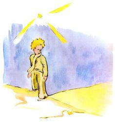 Маленький принц - Антуан де Сент-Экзюпери