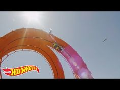 World Record: Double Loop Dare at the 2012 X Games Los Angeles | Hot Wheels - YouTube