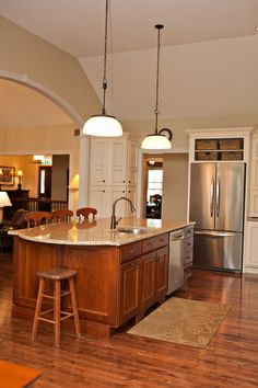 1000 Images About Kitchen Islands On Pinterest Large Kitchen Island Aspen And Kitchen Islands