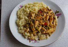 Zöldborsós tokány Kfc, Risotto, Ethnic Recipes, Food, Essen, Meals, Yemek, Eten