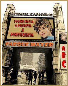 RUAS DE LISBOA COM ALGUMA HISTÓRIA Nostalgic Pictures, The Past, Luxury Sports Cars, Vintage Posters, Lisbon Portugal, City Photography, Places To Visit, Parks, Urban