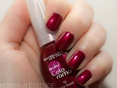 Maybelline mini Colorama Berry Sweet 16