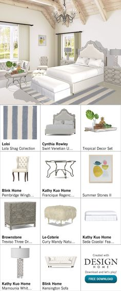 Created with Design Home! Design Homes, House Design, Tropical Decor, Decoration Home, Architecture Design, House Plans, Home Design