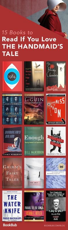 This reading list of books like Margaret Atwood's The Handmaid's Tale is full of dark, feminist, dystopian reads. If you like reading about Offred and her struggle to survive in Gilead, you will find these books interesting.