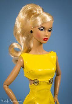 https://flic.kr/p/NxE8n8   Poppy Oh La La in a Cover Girl Veronique dress   myworld.ebay.com/natalia_fashions