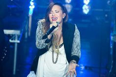 Demi Lovato, KOKO in London, England #NeonLightsTour 01-JUNE-2014