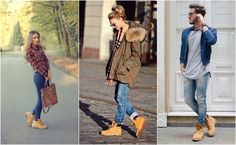 Formas de utilizar botas correctamente y con estilo.