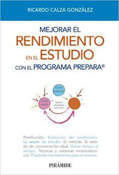Mejorar el rendimiento en el estudio con el programa PREPARA  Tienda Kindle