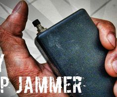 An EMP jammer (I don't think they understand what they are describing here). Spy Gadgets, Cool Gadgets, Office Gadgets, Camping Gadgets, Kitchen Gadgets, Diy Tech, Cool Tech, Diy Electronics, Electronics Projects