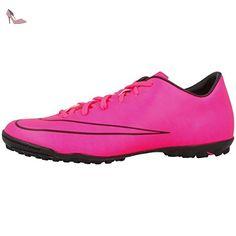 Nike Mercurial Victory V TF Fussballschuhe hyper pink-hyper pink-black-black - 42,5 - Chaussures nike (*Partner-Link)