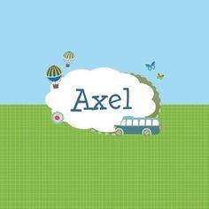 Geboortekaartjes-Dienz-Axel