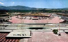 Estadio Universitario recién inaugurado