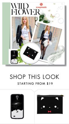 """""""Snapmade 1. /2"""" by b-necka ❤ liked on Polyvore featuring Samsung and snapmade"""