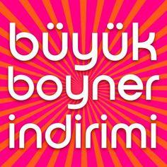 Büyük Boyner İndirimi devam ediyor! %50'ye varan indirimlerle alışverişi keyfe dönüştürmek için Boyner Cepa Mağazası'na davetlisiniz!