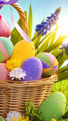 Easter Bunny Images, Happy Easter Bunny, Easter Pictures, Easter Art, Easter Verses, Easter Scriptures, Happy Easter Wallpaper, Easter Backgrounds, Easter Gifts For Kids