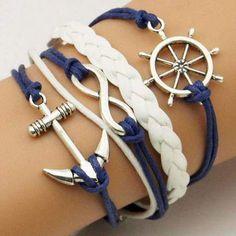 Bracelet Cuir tressé  Love Homme ou Femme
