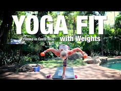 Five Parks Yoga - Yoga Fit Class #5 - 35 Minute - YouTube
