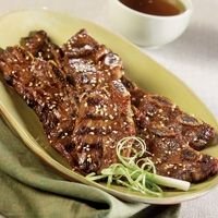 Korean Beef Short Ribs