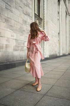 Zara dress, Ania Kuczyńska Palmito bag, Balagan mules