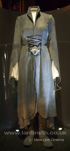 LOTR 30 day challenge. Day 14 favorite outfit? Arwen's riding gear