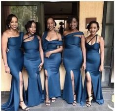 African Bridesmaid Dresses, Cheap Bridesmaid Dresses Online, Mermaid Bridesmaid Dresses, Wedding Bridesmaid Dresses, Modest Wedding, Mermaid Dresses, Wedding Gowns, The Dress, Trends