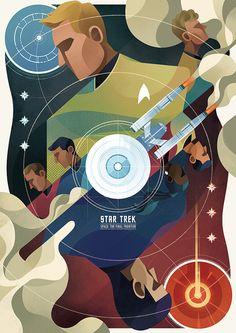 #StarTrek fan art.