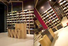 Kicks store by Gonçalo Barata, Porto Portugal shoes
