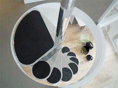 Compact Loft Stairs Retro 1