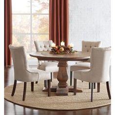 Aldridge Antique Walnut Dining Table