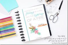 Homeschool Planner | @mamamissblog #backtoschool #homeschool #organize